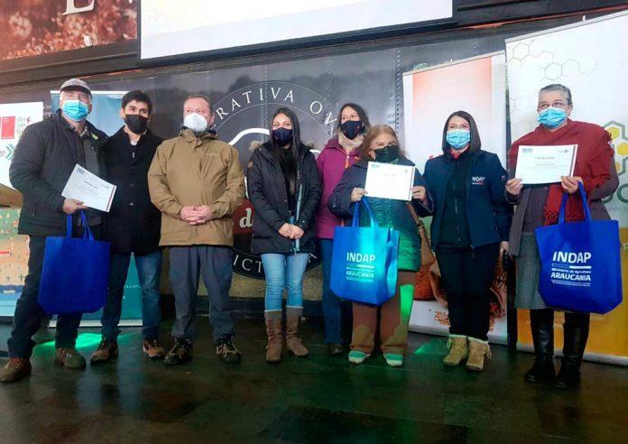 AGRICULTORES DEL PROGRAMA ALIANZAS PRODUCTIVAS DE INDAP RECIBEN RECURSOS