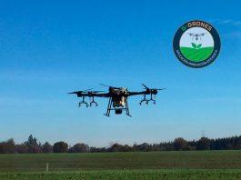 Aplicaciones Fitosanitarias con Drones en Ñuble Tecnología personalizada en servicios para el Agro del Ñuble.