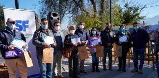 INDAP conmemora Día del Campesino con entrega de maquinaria y distinciones a agricultores