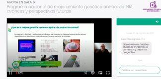 """3er día de Expo Chile Agrícola 2021 Director Nacional INIA: """"Demostramos que el Instituto está trabajando decididamente en las problemáticas que hoy enfrenta el sector agroalimentario"""""""