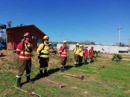 CONAF RM Adelanta su temporada de incendios forestales en la región metropolitana