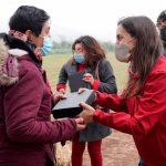 Destacan a pequeños agricultores metropolitanos por uso eficiente del agua ante amenaza del cambio climático