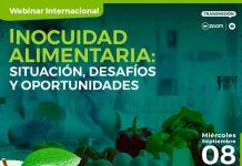 INIA congrega a expertos internacionales para analizar desafíos y oportunidades de la inocuidad alimentaria