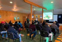 SAG Los lagos avanza en capacitaciones dirigidas a productores/as de la agricultura familiar campesina