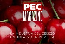 Revista especializada del Cerezo, lanza su segunda edición
