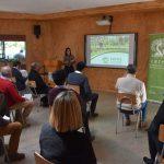 Centro Ceres y autoridades regionales analizan acciones conjuntas para una agricultura sostenible