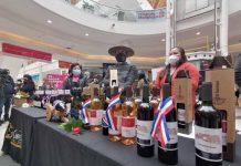 Con éxito total finalizó la 1era feria del vino de la región del Biobío