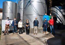 Cooperativa vinos del Valle del Itata comercializa el total de su primera vinificación asociativa