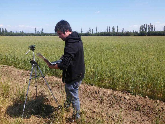 Crean software para dron que libera controladores biológicos en los campos