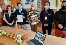 INDAP incorpora herramientas tecnológicas a sus instrumentos crediticios