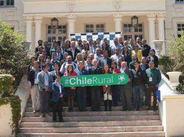 """""""La voz del Chile Rural"""": alcaldes rurales junto a tres ministerios presentan libro con los principales desafíos para eliminar las brechas territoriales del país."""