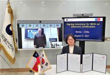 SAG firma acuerdo para avanzar en certificación electrónica para productos pecuarios con Corea del Sur