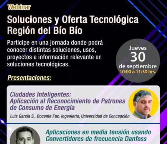 Soluciones y Oferta Tecnológica Región del Bío Bío   Webinar AIE