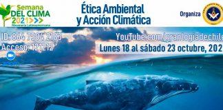 Chile y cinco países del continente se reúnen para enfrentar el calentamiento global en la Semana del Clima 2021