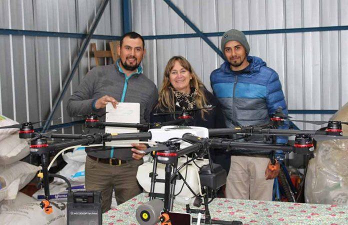 Concurso INDAP por $70 millones incentivará iniciativas productivas de agricultores jóvenes de Ñuble