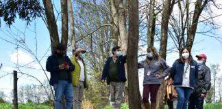Obra de riego asociativo INDAP beneficiará a 144 regantes de San Carlos