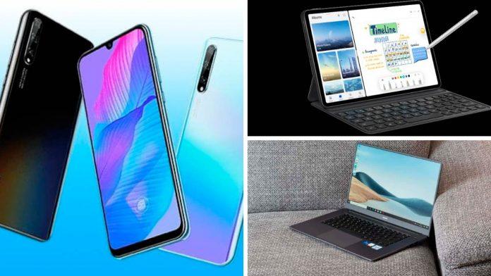 Prepara Tu Mochila de Nuevo Semestre con Huawei - Celular Huawei y8p