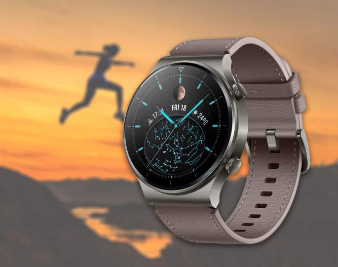 Reloj Inteligente - Huawei Watch GT2